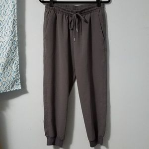 Shinestar Gold Gray Jogger Pants